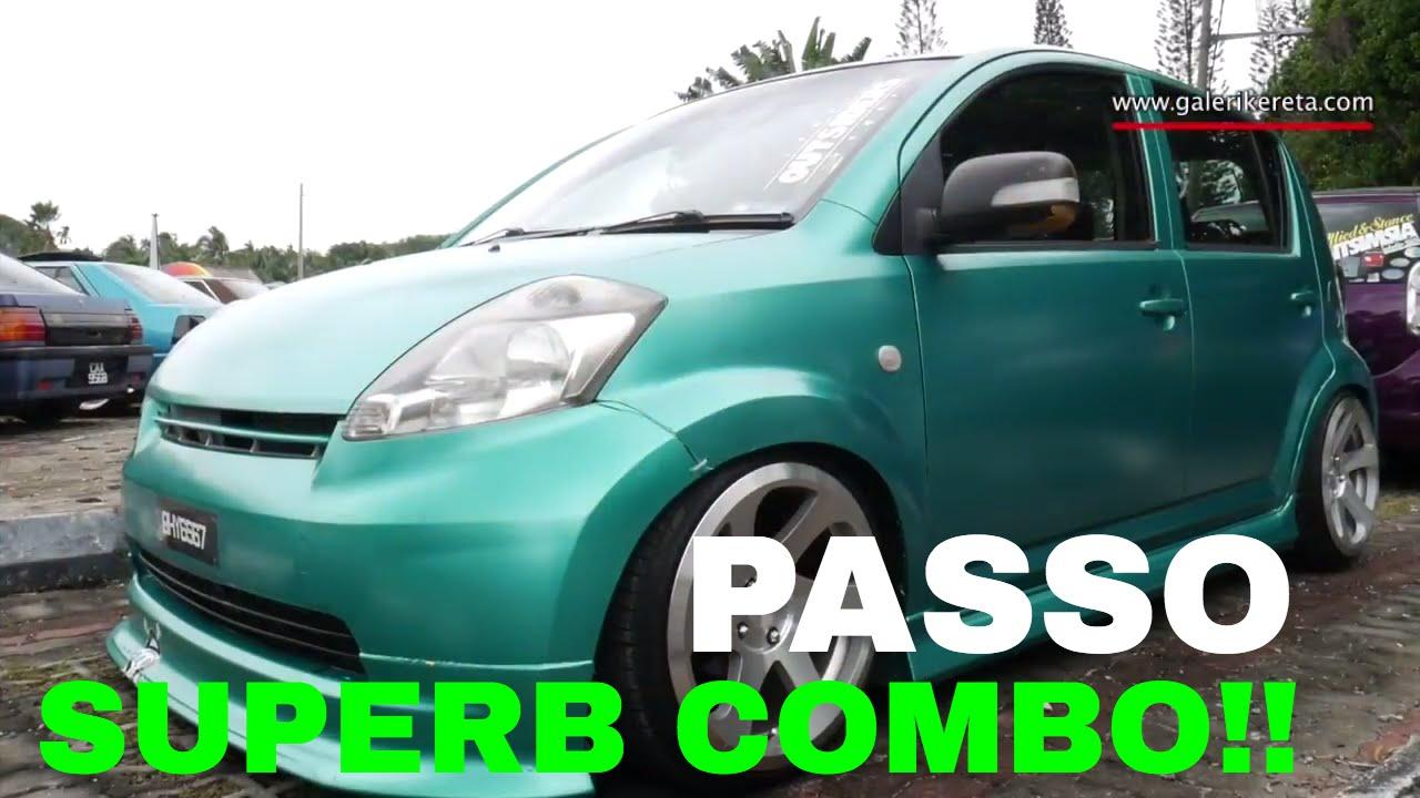 Perodua Myvi Jdm Metalic Green Petronas Galeri Kereta