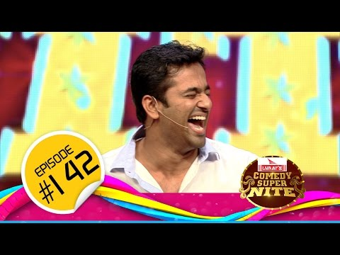 Comedy Super Nite with Unni Mukundan│ഉണ്ണി മുകുന്ദൻ │CSN  #142