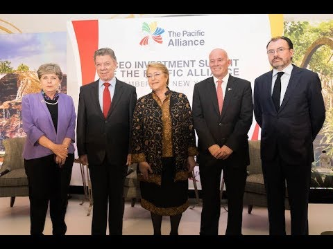 A Talk with Pacific Alliance Presidents