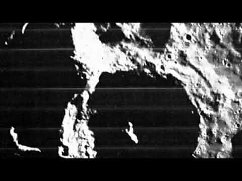 Industrial Mining Complex Found In NASA Lunar Orbiter Image 2018HD