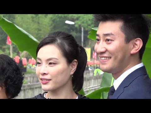 斗鱼直播独家直击和采访 张效诚 吴敏霞 Wu Minxia 求婚现场