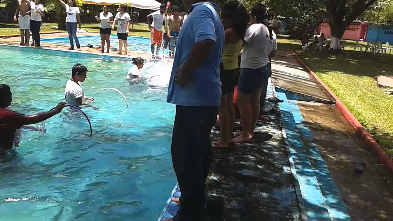 juegos de piscina para 1