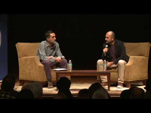 A Conversation with Mohsin Hamid