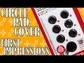Circle Pad Cover For 3DS XL First Impressions/Review - Gonna Be Using This In Smash 4!