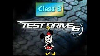 test drive 6 Tournament Race Class 3 first Tour