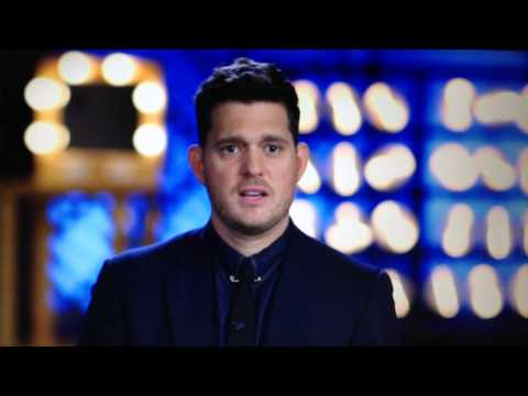 Michael Buble' Interview AGT 2015