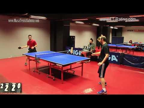 138.TT-Rating Turnuvası - Masa Tenisi