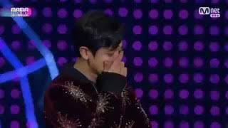 Video [ENGSUB/INDOSUB CC] Baekhyun Speech on MAMA Make Me Cry download MP3, 3GP, MP4, WEBM, AVI, FLV April 2018