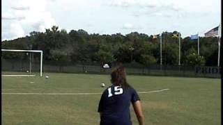 Wingate Women's and Men's Soccer Crossbar Challenge