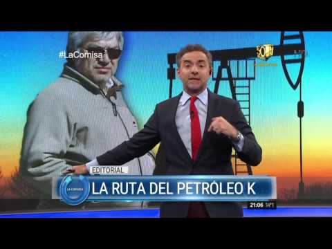 La ruta del petróleo K: Otro negocio millonario que involucra a Lázaro Báez