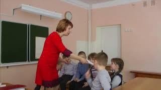 открытый  логопедический урок тема Весна  с детьми 1 класса гр овз