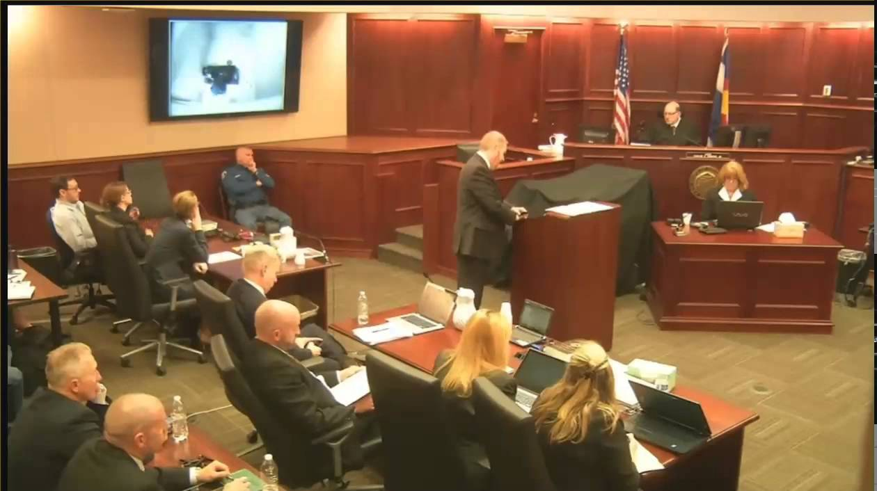 aurora theater shooting massacre trial raw defense opening statements youtube