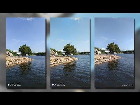 Xiaomi MI 6 vs Xiaomi MI 5X vs Redmi Note 4X Camera Test Comparison[4K]
