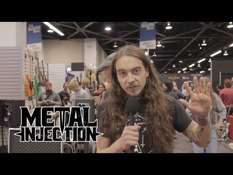 MOON TOOTH Interview At NAMM 2019 | Metal Injection