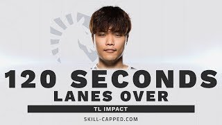 Impact used his ONE advantage to DUMPSTER the LANE | SkillCapped
