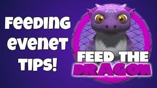 War Dragons Feeding Event!