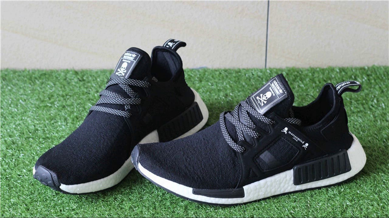 Authentic Mastermind Japan X Adidas NMD XR1 Review from kicksolo.cn