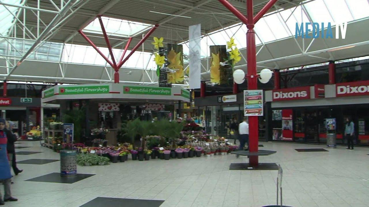 Stroomstoring Treft Winkelcentrum Keizerswaard Rotterdam