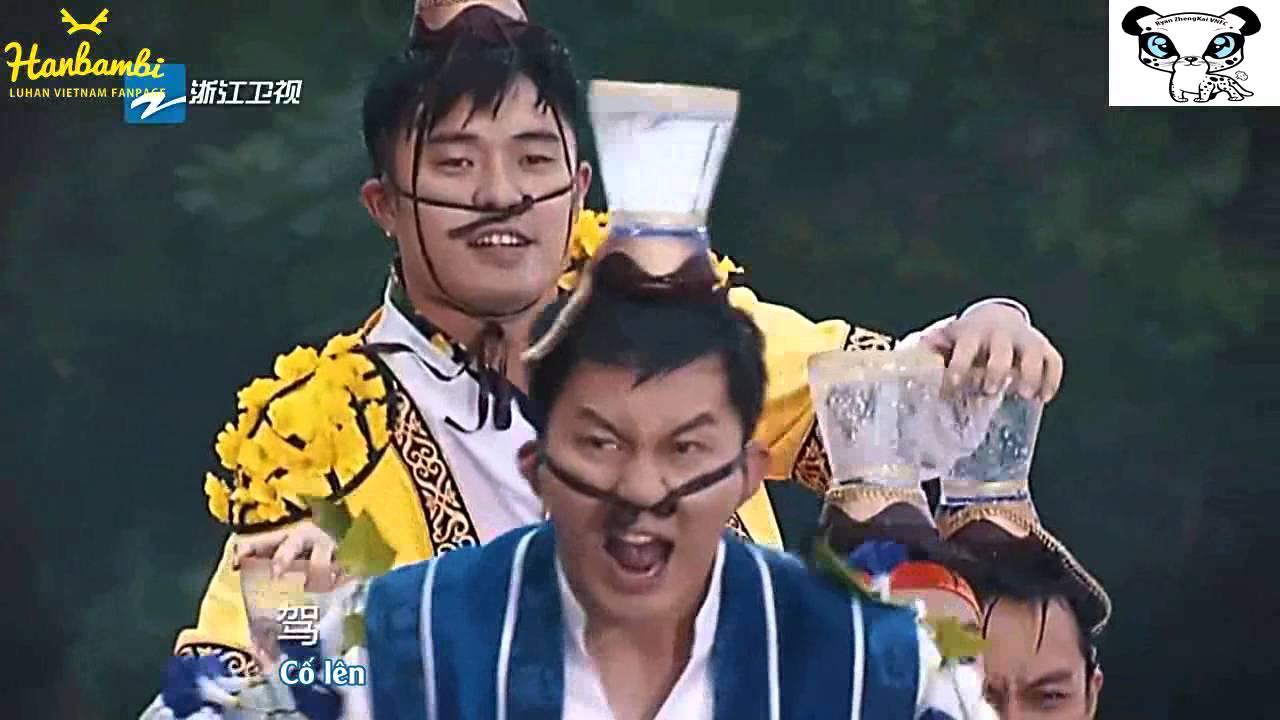 [VIETSUB][720P] [151020] Running Man China Season 3 Preview Luoyang