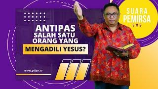 Q & A PDT. ESRA ALFRED SORU : ANTIPAS SALAH SATU ORANG YANG MENGADILI YESUS? #PijarTV
