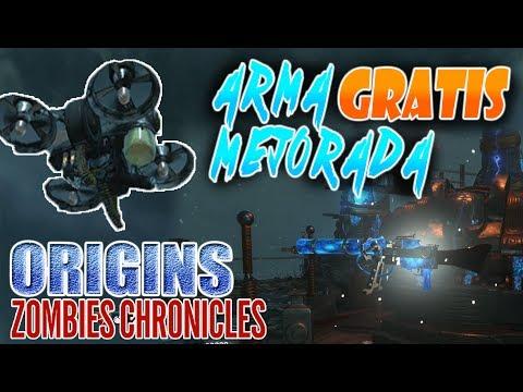 SIEMPRE HAZ ESTE TRUCO | ARMA MEJORADA GRATIS + Dron de Maxis