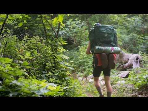 Ultralight Backpacking Load Out
