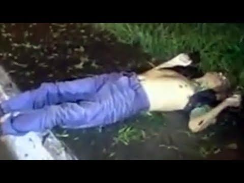 Murió y resucitó frente a las cámaras