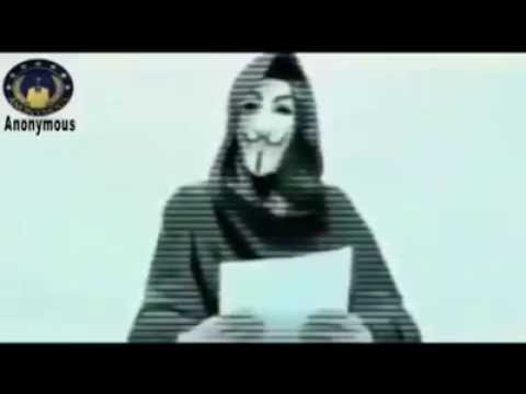 Anonymous - Warning!!  Malaysian Prime Minister