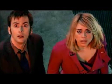 Find You There by We the Kings ~ The Doctor and Rose (Music video)