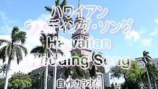 ハワイアン・ウエディング・ソング / Hawaiian wedding song / エレキギターInstrumental / 自作カラオケ付