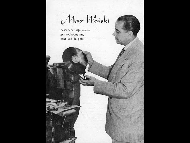 Max Woiski & His La Cubana Orchestra - Oen no wani moro