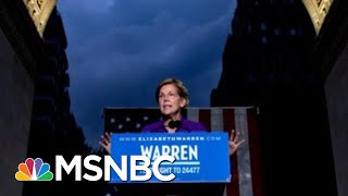 Joe Biden Adds To Lead  Warren Surges In New NBC Poll Of 2020 Democrats  The 11th Hour  MSNBC