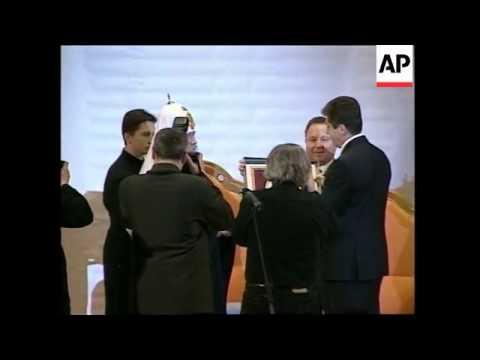 Bulgarian president meets Putin