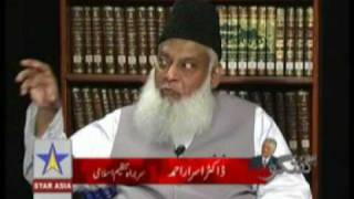 (4/9) StarAsia Interview with Dr. Israr Ahmed