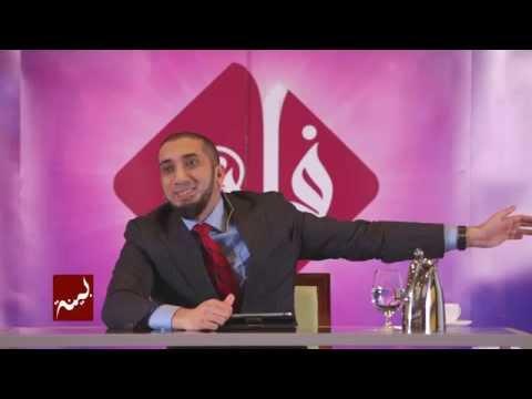 """""""We Ask Allah"""" Tafsir of Last Two Verses of Surah al-Baqarah - Nouman Ali Khan - Gulf Tour 2015"""