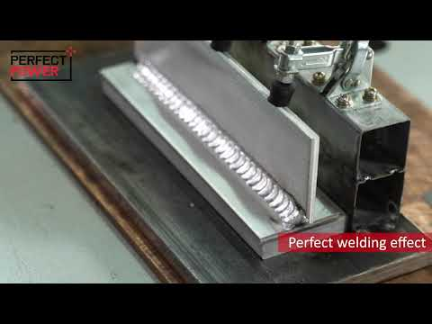 Double Pulse MIG-230PLUS for various metal material welding