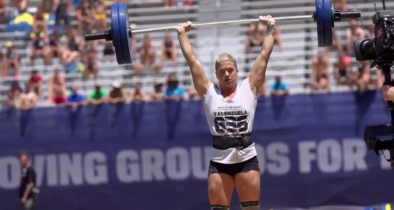 CrossFit - Coaching Lindsey Valenzuela - YouTube