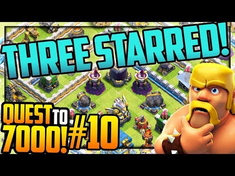 DEMOLISHED! ANYONE Can Beat This Base in Clash of Clans!