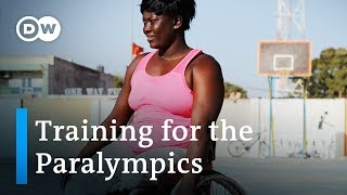 The Paralympics: the only female athelete of the Gambia | DW Documentary
