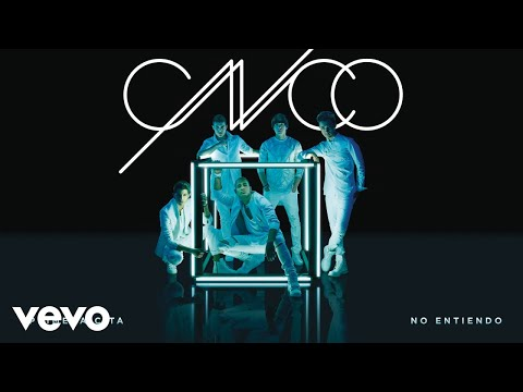 CNCO - No Entiendo (Cover Audio)