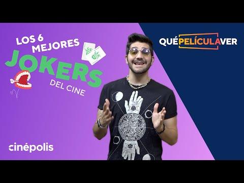 Qué Película Ver - ¡Los 6 mejores #Jokers del Cine!