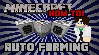 How To! Automatic farming with MineFactory Reloaded