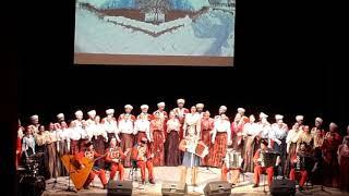 Кубанский хор. Сорокин творит.