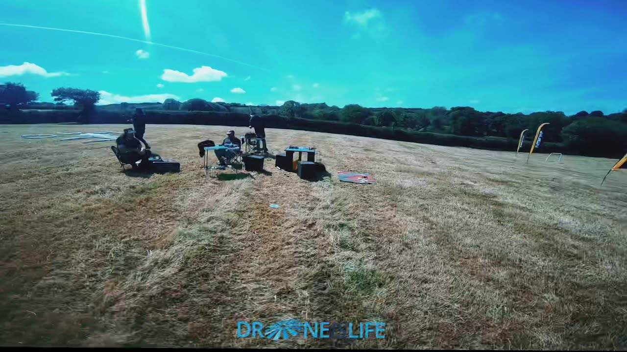 Fpv freestyle Cornwall impulserc apex 2306.6 1875kv #droneislife фото