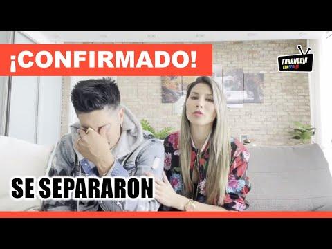 ¡CONFIRMADO! Chyno Miranda y Natasha Araos se separaron
