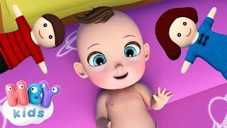 Ainsi Font Font Font les Petites Marionnettes + karaoke 👶 Comptine pour bébé | HeyKids