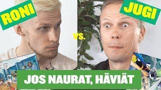 Roni Back ja Jukka Rasila: kumpi puhuu paremmin Aku Ankkaa?