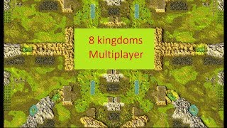 Knights and Merchants 8 kingdoms multiplayer