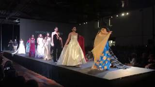 Santa Fe Indian Market 2018 - Haute Couture Fashion Show - Deconte & Brown