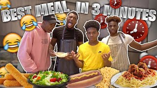 ANGRY COOKING SHOW w/ ARMON AND TREY! *Hilarious*